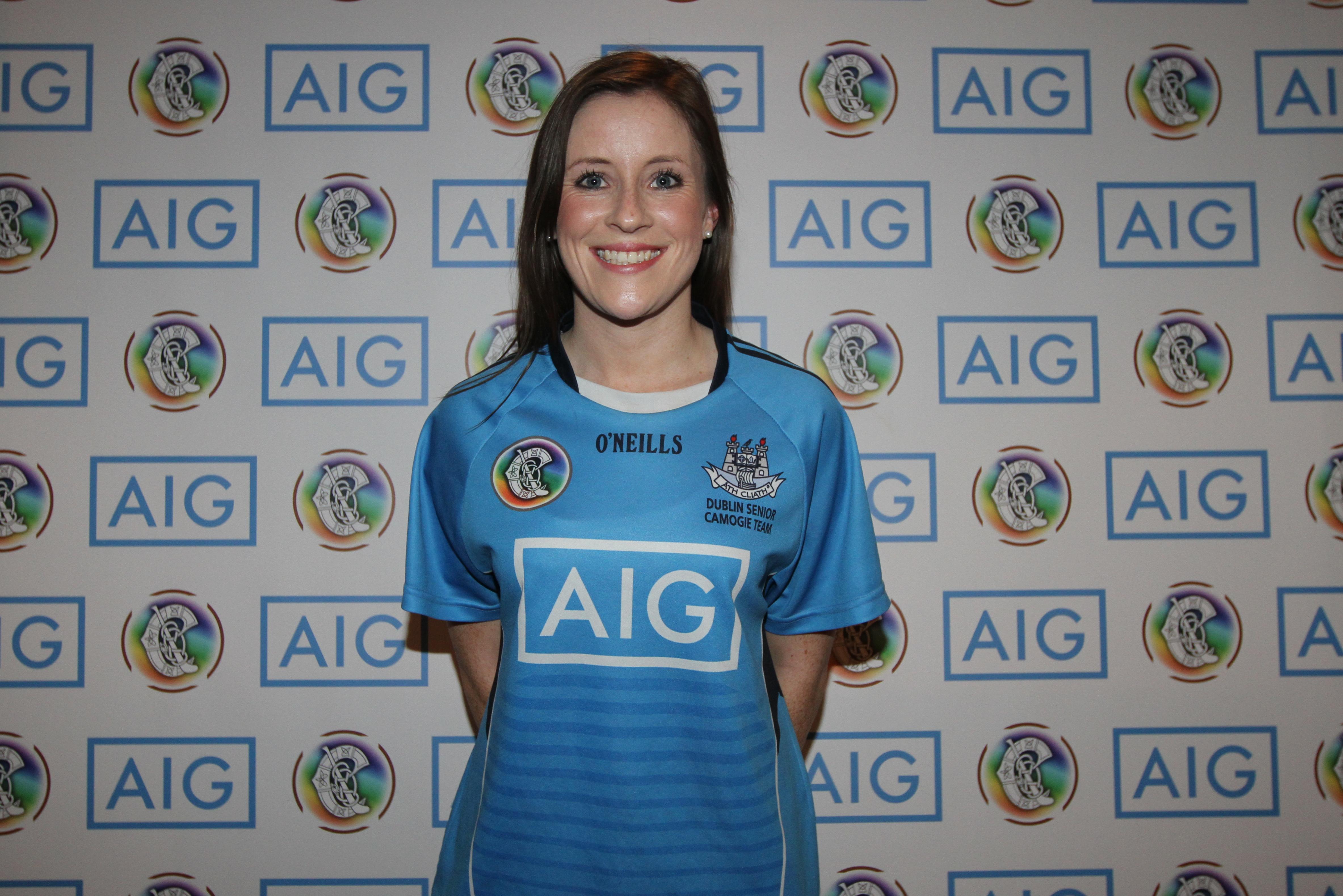 Laura Twomey - Dublin Joint Captain